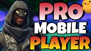 🔴 Pro Fortnite Mobile Player / VOLCANO EVENT! / 190+ Wins / Fortnite Mobile Gameplay + Tips!