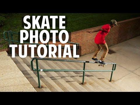 Skateboarding Photography For Beginners
