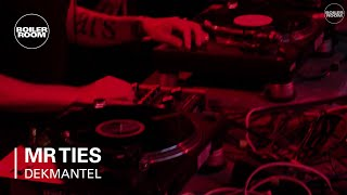 Mr Ties Boiler Room x Dekmantel Festival DJ Set