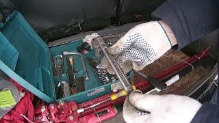 Какие инструменты нужны в машине