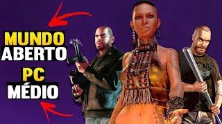 (TOP) Os Melhores Jogos De Mundo Aberto Para PC MÉDIO 2019 {Jogos muito bons com gráficos realistas}