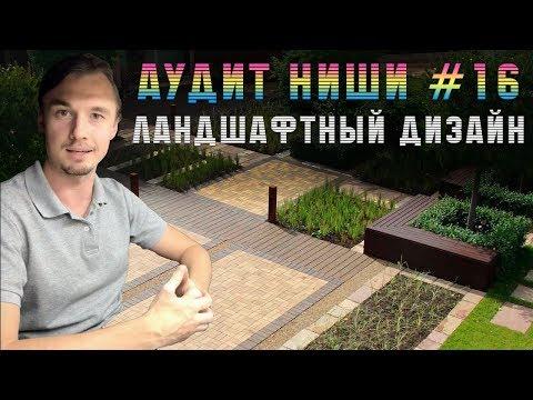 Аудит ниши #16 | Ландшафтный дизайн | Разбор: Лендингов. Сайтов. Яндес Директ.