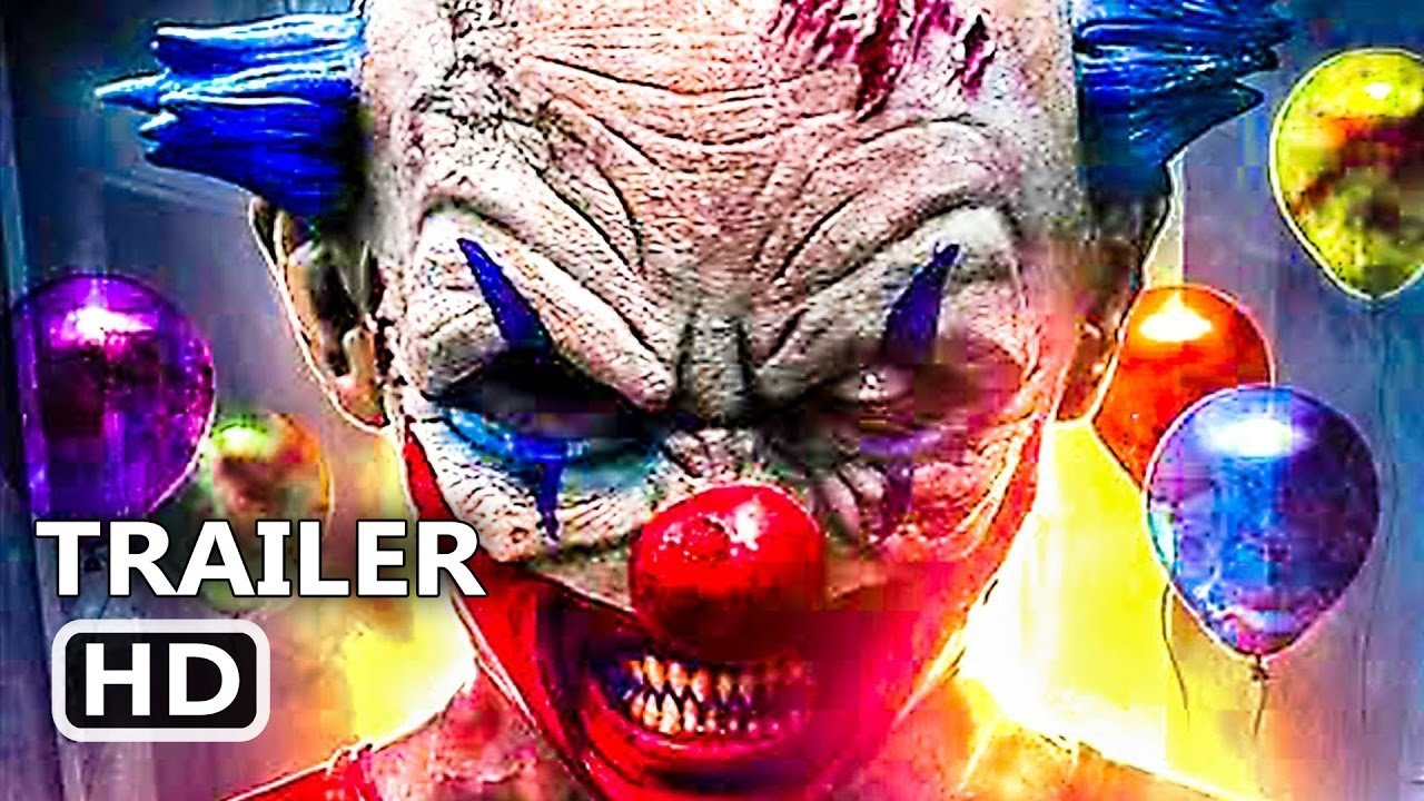 Download CLOWNTERGEIST Official Trailer (2017) Clown Horror Movie HD