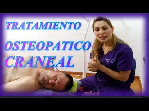 tratamiento osteopatico craneal