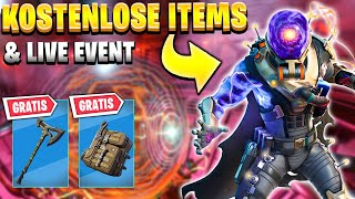 Midas BRICHT DEN STURM 😱 KOSTENLOSE Stile, Dooms Day Live Event Infos Patch Notes | Fortnite Deutsch