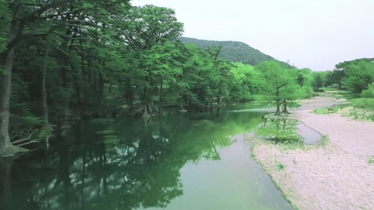Zubers River Camp on the Frio River - YouTube