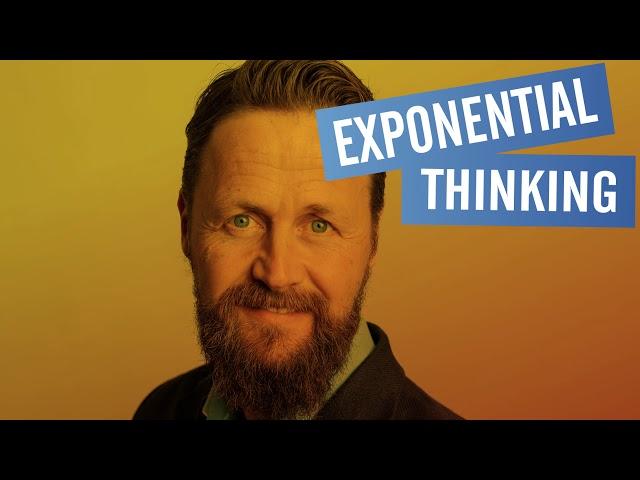Executive Program Speaker - Jim Stolze - Exponential Thinking