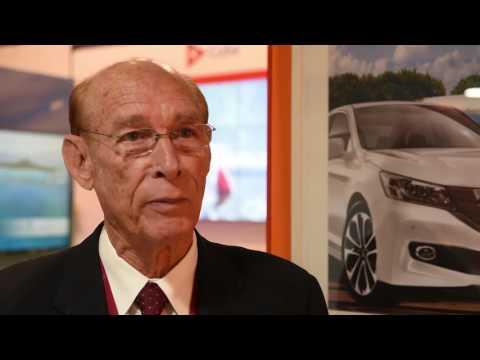 WTM 2016: Michael Campbell, managing director, Island Car Rentals