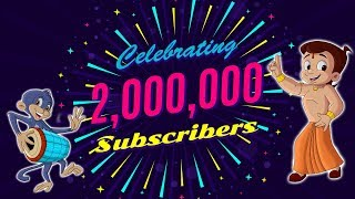 Thank you 2M+ Subscribers!..