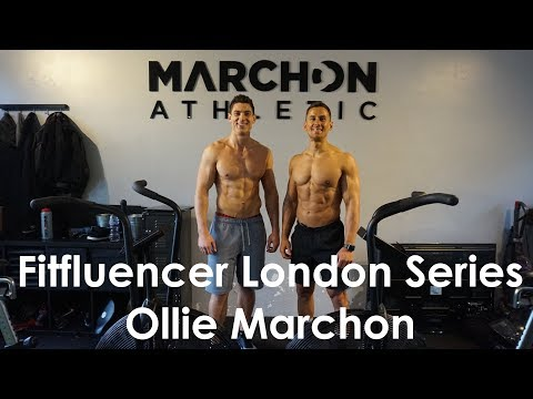 Fitfluencer London Series - Ollie Marchon