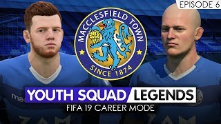 FIFA 19 CAREER MODE (Ep 6) | Macclesfield RTG | Youth Academy [YOUTH SQUAD LEGENDS] - PANTS PROBLEM!