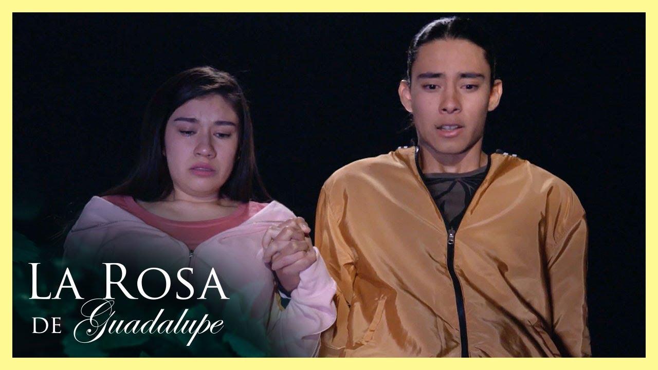¡Brisia y Mateo quieren acabar con su vida! | Más allá del cielo azul | La Rosa de Guadalupe