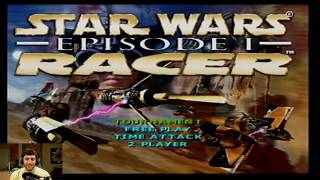 Star Wars Pod Racer!