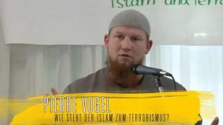 Die größten Opfer des Terrors sind die Muslime | Pierre Vogel