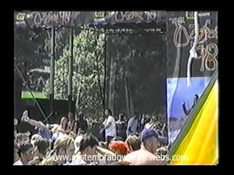System Of A Down - July 5th, 1998 - Holmdel, NJ - PNC Bank Arts Center (Second Stage) [AMT#1] [DVD]
