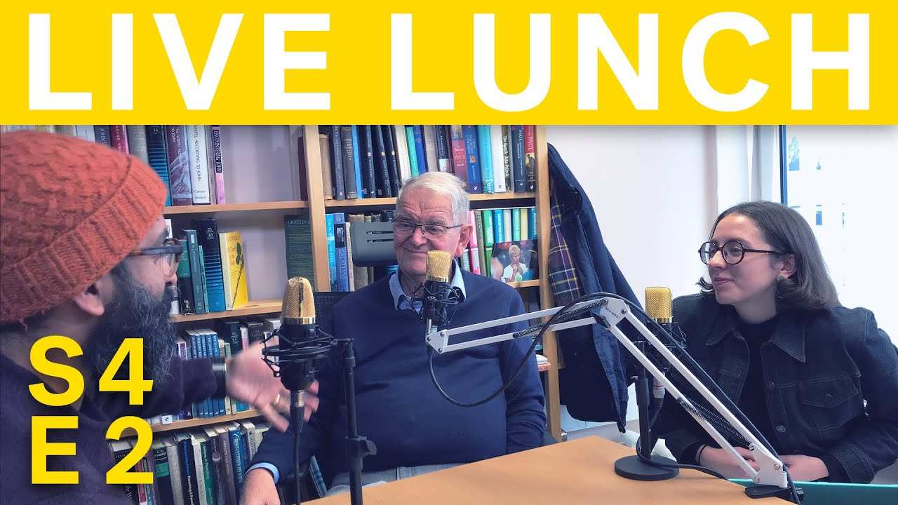 With Terry Virgo | #Livelunch - season 4 episode 2 Cover Image