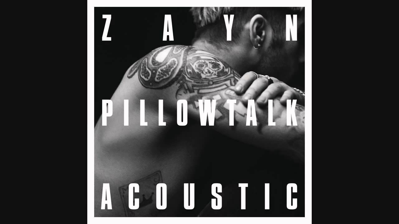 Download ZAYN - PILLOWTALK (Tahe Living Room Session) [Audio Official]