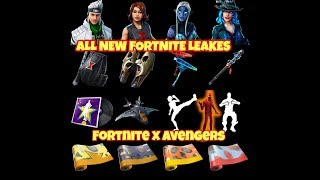 *NEW* FORTNITE LEAKS | STAR LORD SKIN / TILTED TOWERS / RETAIL ROW DESTROYED & MORE