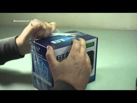 BT Broadband Extender Flex unboxing - UK