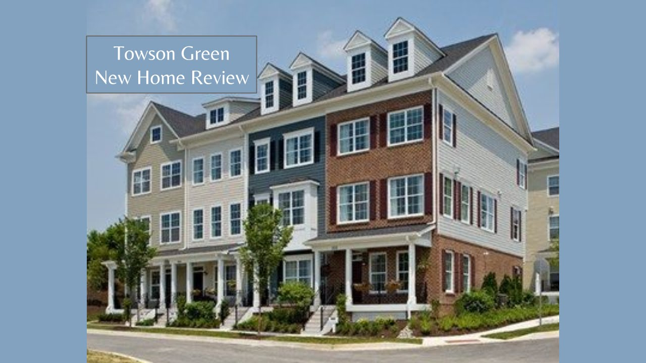 Towson green new home review maryland home trade in for House trade in program