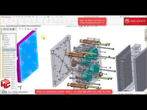 [hoccokhi] Khóa học Solidworks Online - Buổi 1 - Tổng quan, Hướng dẫn các lệnh trong 2D Sketch