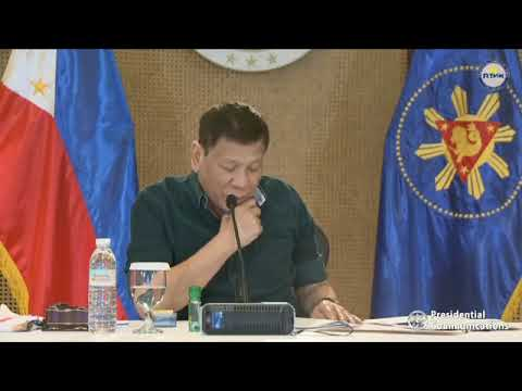 """Pres. Duterte hopes """"new set of leaders"""" to succeed him will continue his reforms, programs"""
