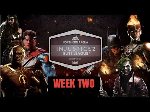 Northern Arena 10K Tournament - Week 2 Matches