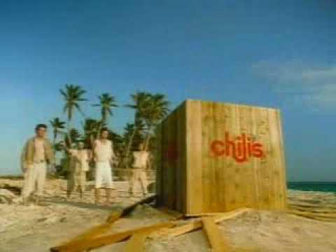 'Nsync Chili's Babyback Ribs Commercial
