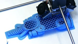 Ultimaker 2 3D Printing Workflow
