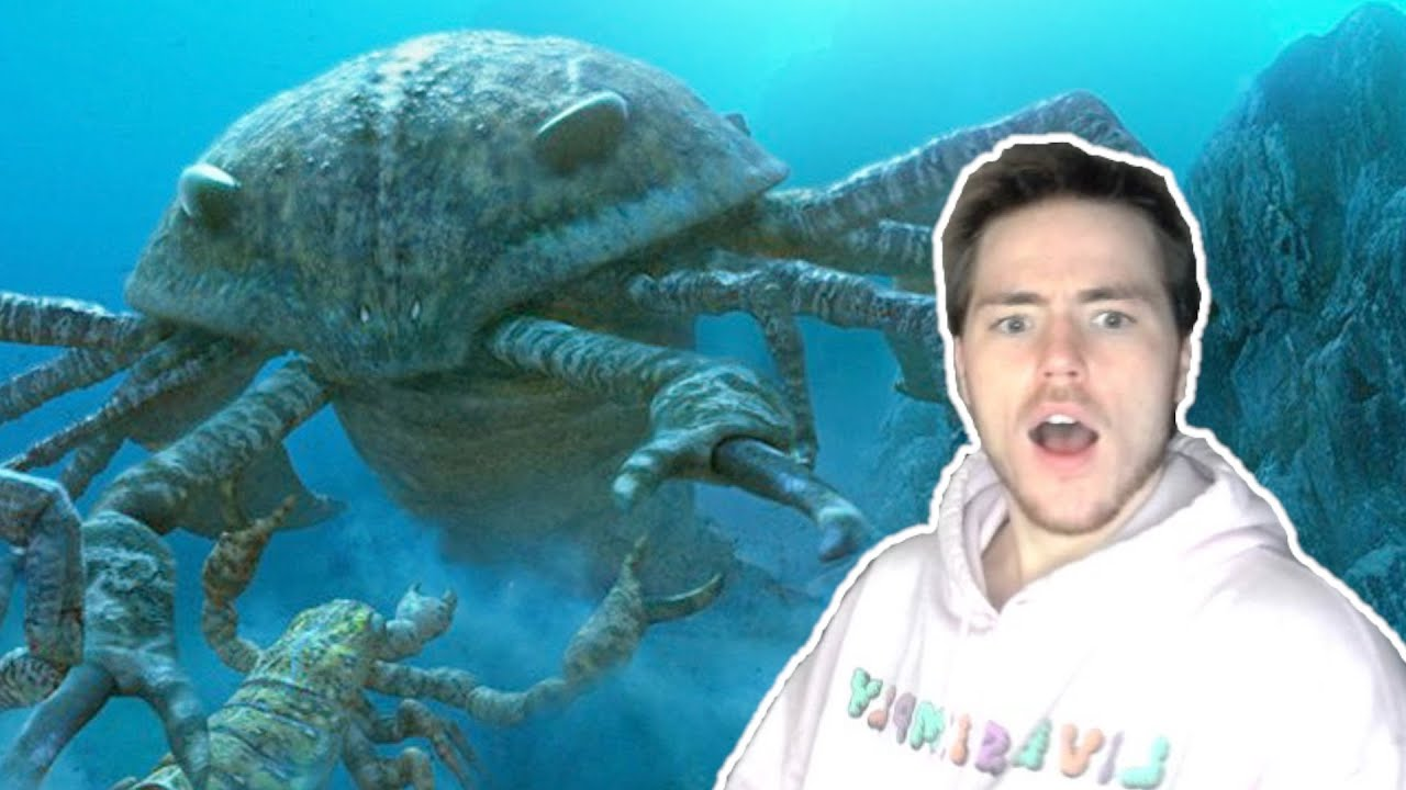 """Fish Biologist reacts to """"Prehistoric Creatures Caught on Camera"""""""