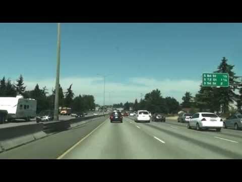 Interstate 5 In Washington,Exit129,Tacoma, WA 98408