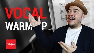 Vocal Warm-Up Routine For Singers, Public Speakers