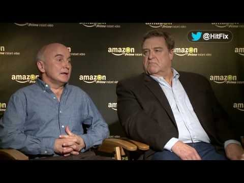 John Goodman & Matt Malloy on Alpha House'