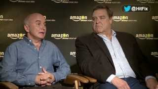 John Goodman & Matt Malloy on Alpha House'