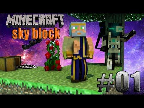 Techno Sky Block #1 - Il principio...