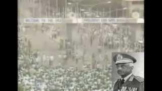 فى الذكرى 31 لانتفاضة أبريل.. عندما أسقط السودانيون حكم «النميري» وغنوا «بلا وأنجلي»