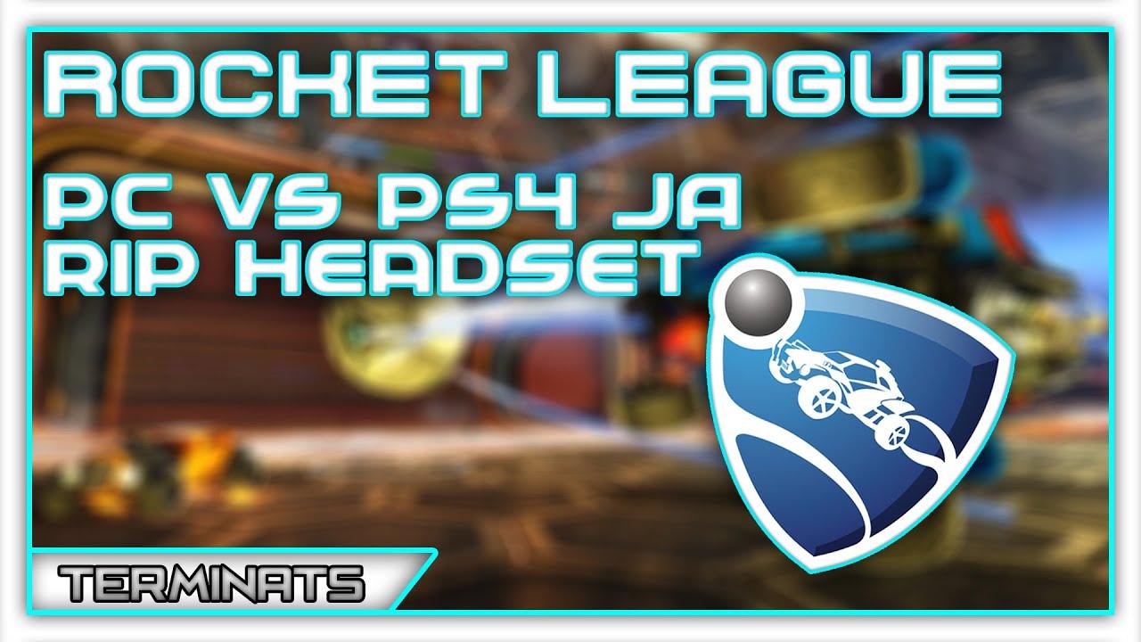 Rocket League Pc Vs Ps4