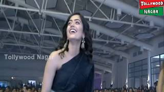 Actress Rashmika Shocking Speech at Devadas Audio Launch Event | Akkineni Nagarjuna | Nani