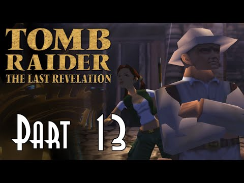 Let's Blindly Play Tomb Raider: The Last Revelation! - Part 13 of 42