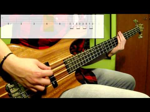 The Beautiful Girls - Morning Sun (Bass Cover) (Play Along Tabs In Video)