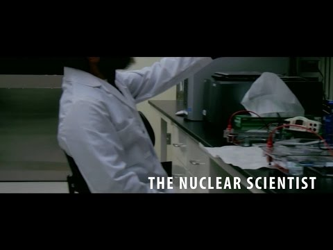 The Nuclear Scientist- Short Film