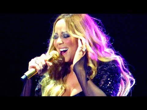 20 Times Mariah Carey Went OFF In Whistle Register! (Live)