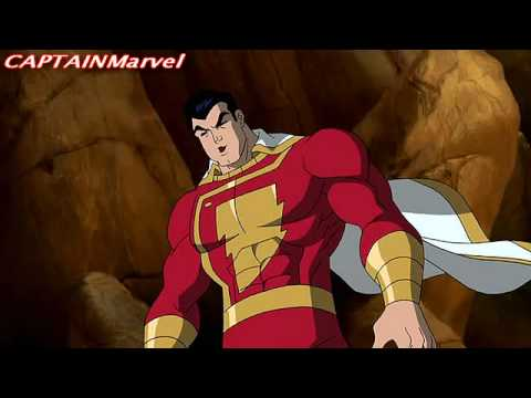 Captain Marvel vs. Superman (Public Enemies) BEST Quality!