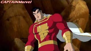 Captain Marvel vs. Superman (Public Enemies) BEST Quality!