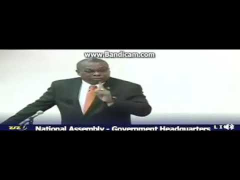 Former Deputy Prime Minister Electricity Cut Due to Non Payment of Arrears