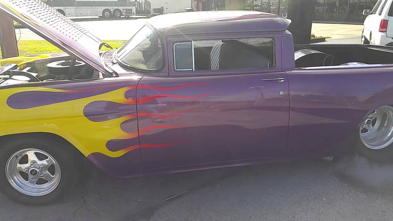 1955 Chevrolet El Camino