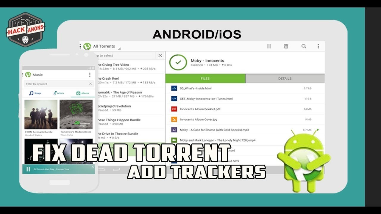 trackers for bittorrent