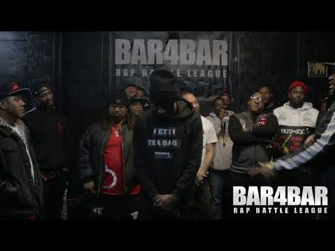 BAR4BAR RAP BATTLE LEAGUE PRESENTS - KEV BLESS VS WAY