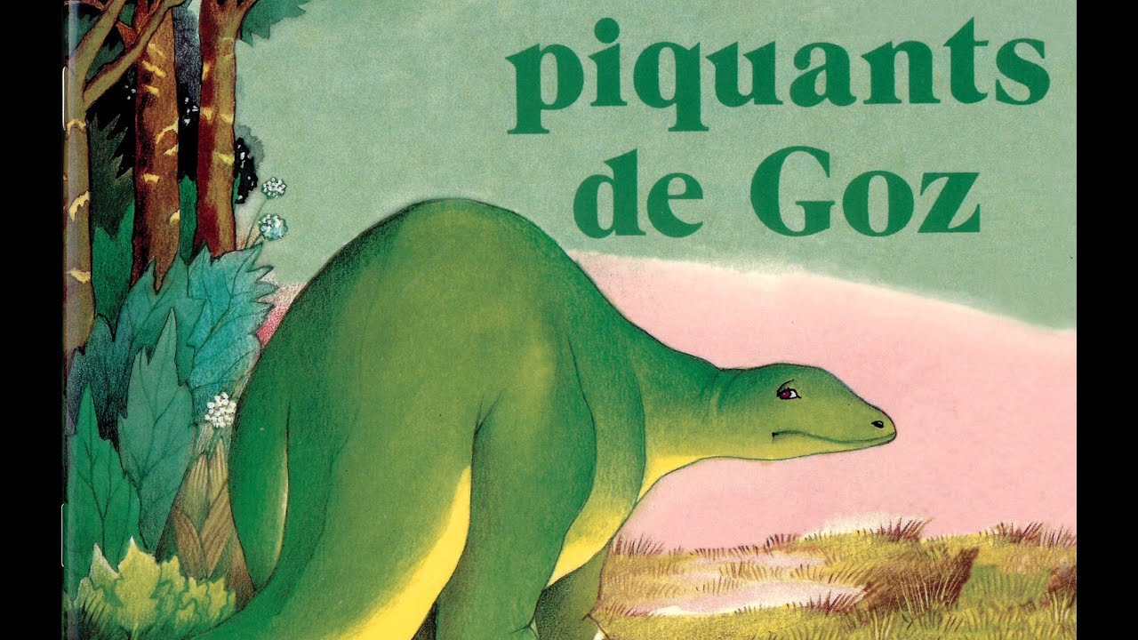 Download Les piquants de Goz, Martine Bourre