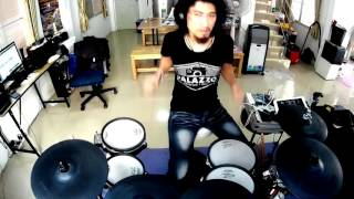 Jason Mraz  -  Butterfly (Electric Drum cover by Neung)
